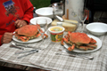 Dungeness Crab Dinner